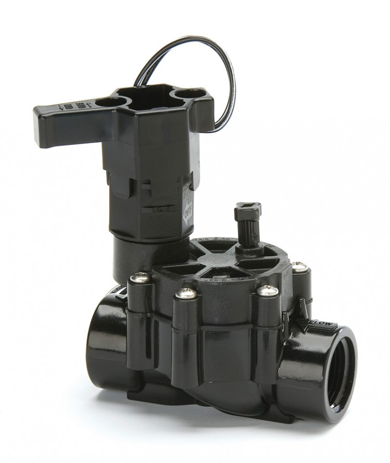 Solenoid valves for industrial applications: