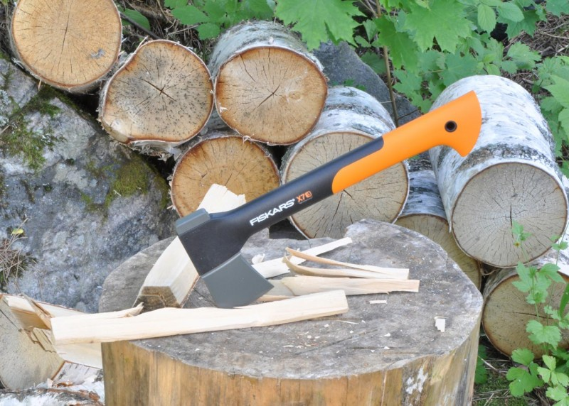 Fiskars Chopping Axe X7: