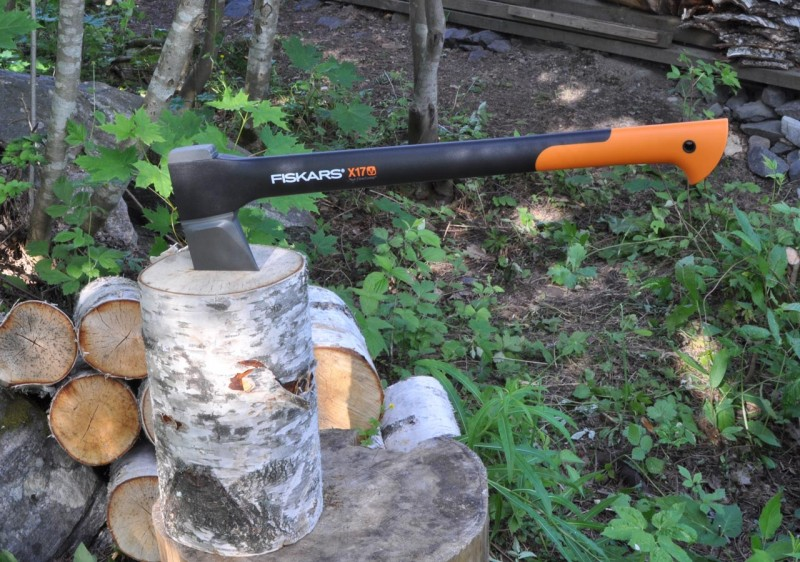 Fiskars Splitting Axe X17: