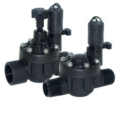 Solenoid valves for industrial applications