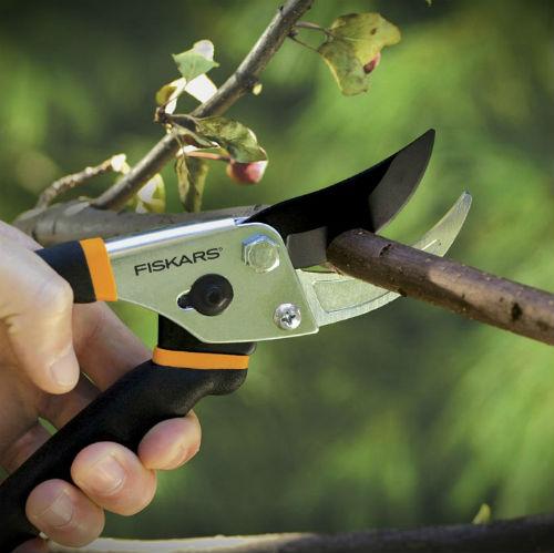 Как сделать секатор для обрезки деревьев своими руками 45